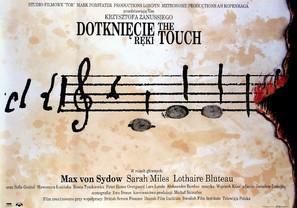 Dotkniecie reki - Polish Movie Poster (thumbnail)