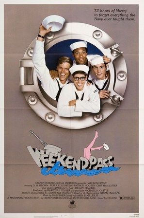 Weekend Pass - Movie Poster (thumbnail)