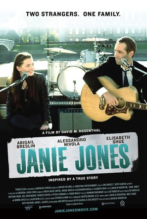 Janie Jones - Movie Poster (thumbnail)