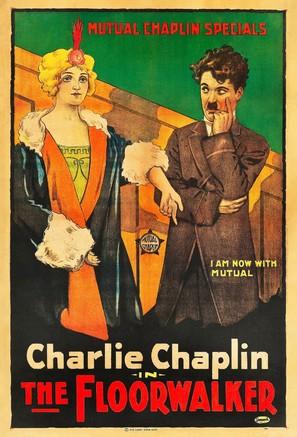 The Floorwalker - Theatrical movie poster (thumbnail)