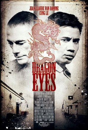 Dragon Eyes - Movie Poster (thumbnail)