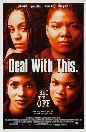 Set It Off - Movie Poster (thumbnail)