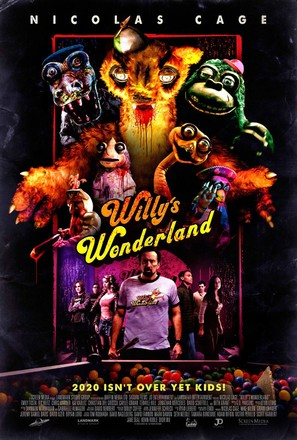 Wally's Wonderland - Movie Poster (thumbnail)