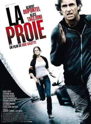 La proie - French Movie Poster (thumbnail)