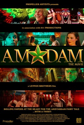AmStarDam - British Movie Poster (thumbnail)