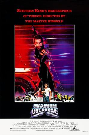 Maximum Overdrive - Movie Poster (thumbnail)