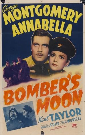 Bomber's Moon - Movie Poster (thumbnail)