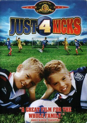Just for Kicks - DVD cover (thumbnail)