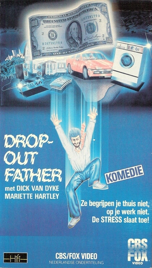 Drop-Out Father - Dutch Movie Cover (thumbnail)