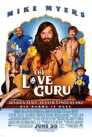 The Love Guru - Movie Poster (thumbnail)