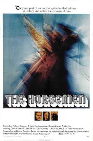 The Horsemen - Movie Poster (thumbnail)
