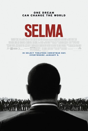 Selma - Theatrical movie poster (thumbnail)