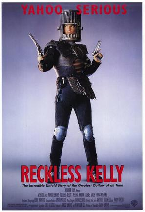 Reckless Kelly - Movie Poster (thumbnail)