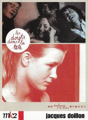 Doigts dans la tête, Les - French DVD movie cover (thumbnail)