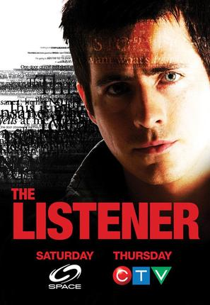 """""""The Listener"""" - Canadian Movie Poster (thumbnail)"""