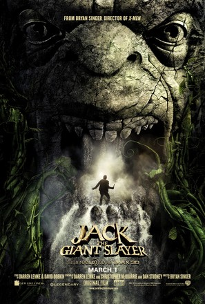 Jack the Giant Slayer - Movie Poster (thumbnail)