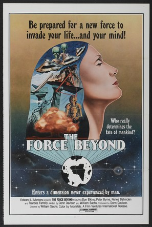 The Force Beyond - Movie Poster (thumbnail)