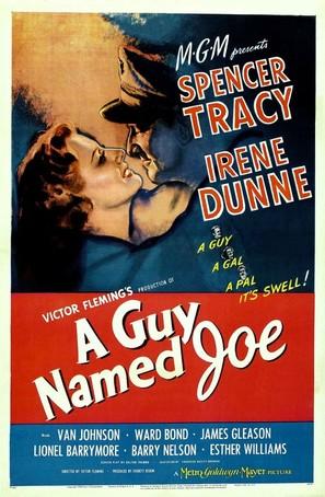 A Guy Named Joe - Movie Poster (thumbnail)