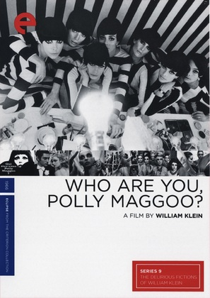 Qui êtes-vous, Polly Maggoo? - DVD movie cover (thumbnail)