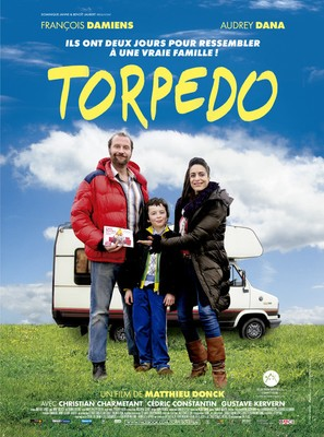 Torpedo - French Movie Poster (thumbnail)