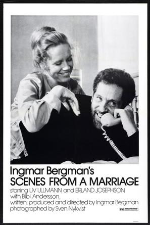 Scener ur ett äktenskap - Movie Poster (thumbnail)