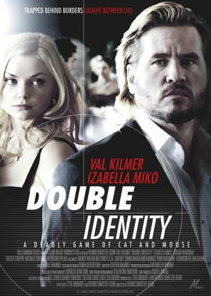 Double Identity - Movie Poster (thumbnail)