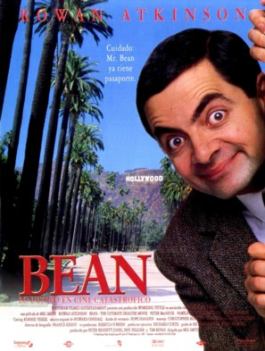 Bean - Spanish Movie Poster (thumbnail)