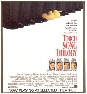 Torch Song Trilogy - Movie Poster (thumbnail)