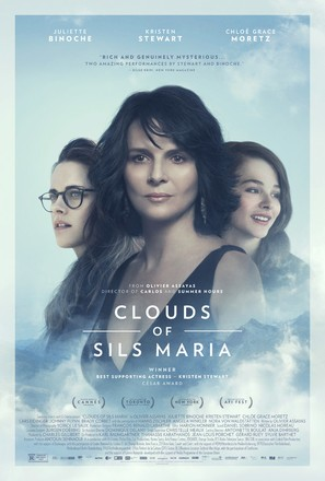 Clouds of Sils Maria - Movie Poster (thumbnail)