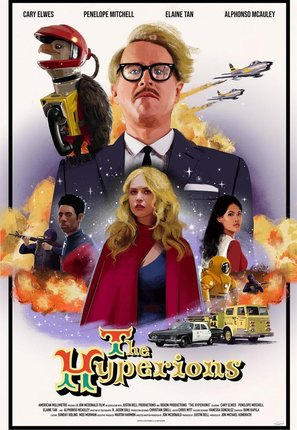 The Hyperions - Movie Poster (thumbnail)