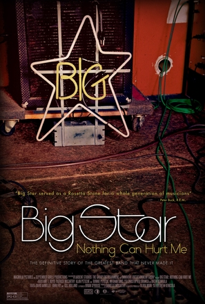 Big Star: Nothing Can Hurt Me - Movie Poster (thumbnail)