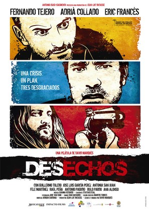 Desechos - Spanish Movie Poster (thumbnail)