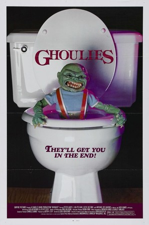 Ghoulies - Movie Poster (thumbnail)