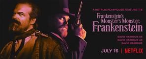 Frankenstein's Monster's Monster, Frankenstein - Movie Poster (thumbnail)