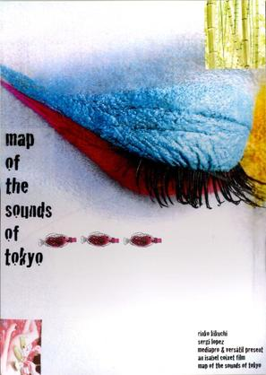 Map of the Sounds of Tokyo - British Movie Poster (thumbnail)