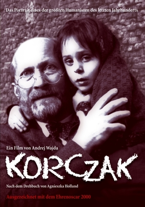 Korczak - German Movie Poster (thumbnail)