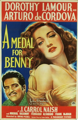 A Medal for Benny - Movie Poster (thumbnail)