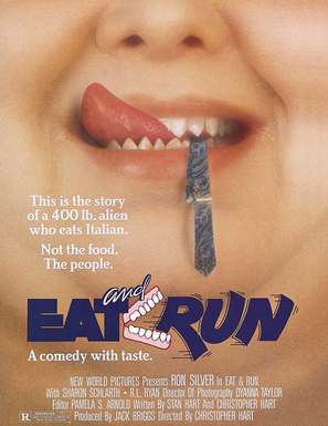 Eat and Run - Movie Poster (thumbnail)