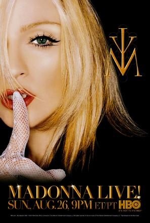 Madonna Live!
