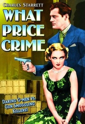 What Price Crime - DVD cover (thumbnail)