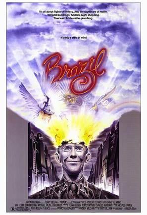Brazil - Theatrical poster (thumbnail)