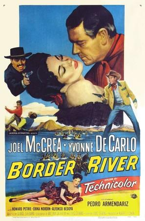 Border River - Movie Poster (thumbnail)