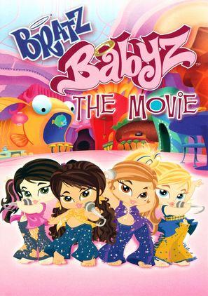 Bratz: Babyz the Movie - DVD cover (thumbnail)