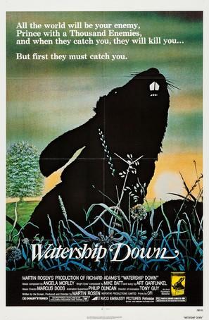 Watership Down - Movie Poster (thumbnail)