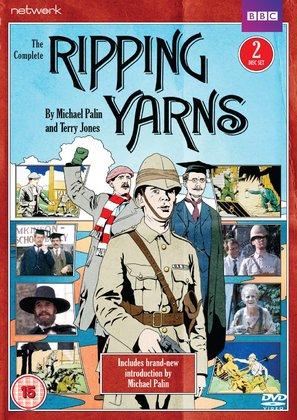 """Ripping Yarns"" - British DVD movie cover (thumbnail)"