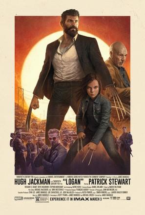 Logan - Movie Poster (thumbnail)