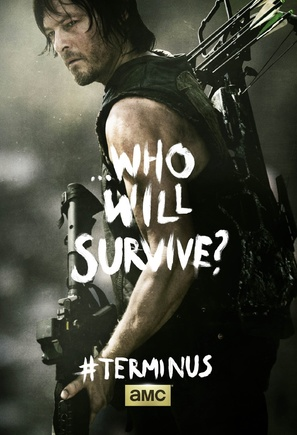"""""""The Walking Dead"""" - Movie Poster (thumbnail)"""