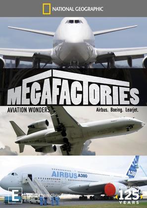 """Megafactories"" - Australian DVD cover (thumbnail)"