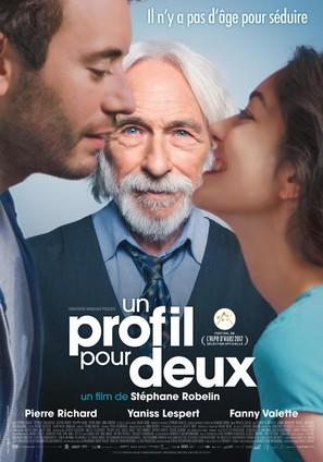 Un profil pour deux - Swiss Movie Poster (thumbnail)