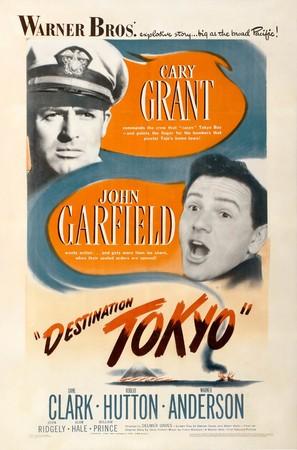 Destination Tokyo - Movie Poster (thumbnail)